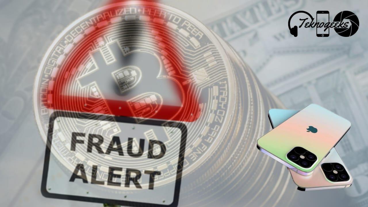 Bitcoin Fraudsters Theft