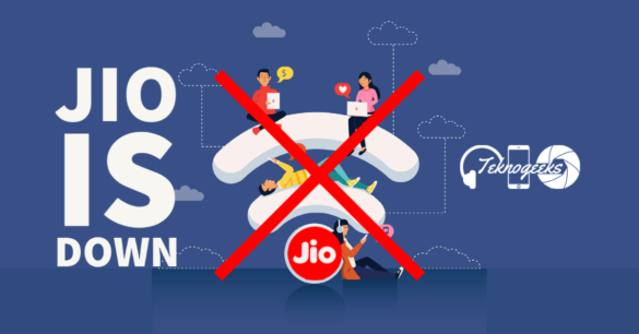 jio is down